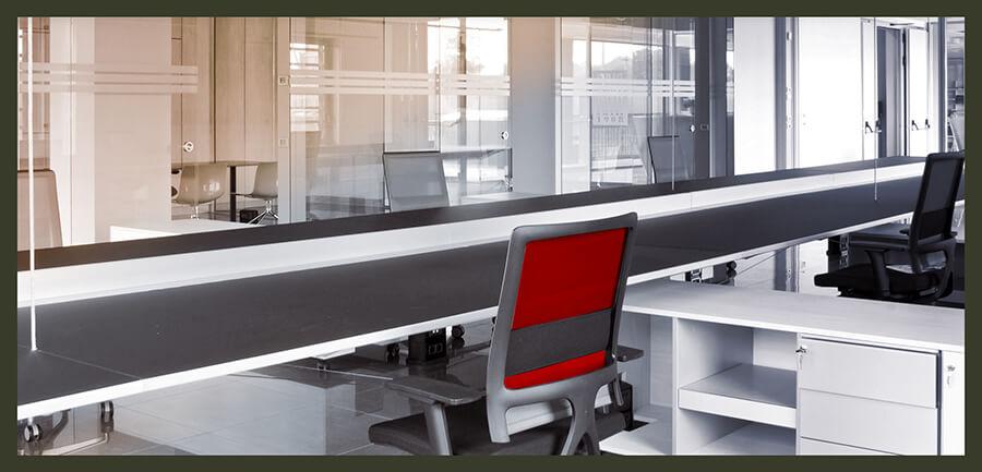 Arredi mondo business su misura e di design - Riva Arredamenti