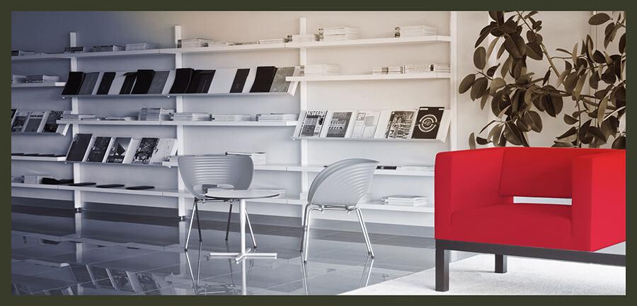 Progetto di interior design con assistenza ad architetti e progettisti