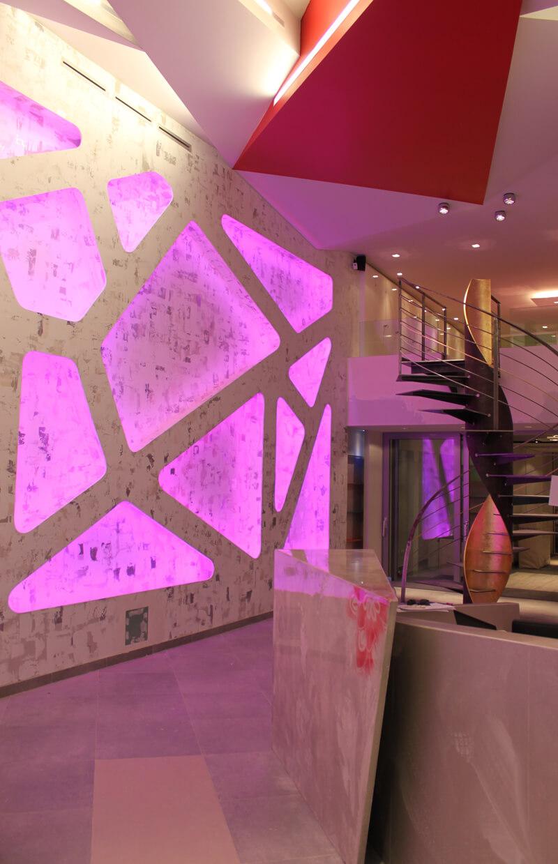 Progettazione showroom in marocco